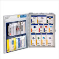 First Aid Only 1050-FAE-0103 Medium First Aid Kit, 112 Pieces, OSHA Compliant, Metal Case