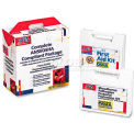 First Aid Only 228-CP First Aid Kit for 50 People, 229 Pieces, ANSI/OSHA Compliant, Plastic Case