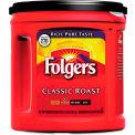 Folgers® Classic Roast Coffee, Regular, 33.9 oz., 6/Carton