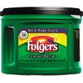 Folgers® Classic Roast Coffee, Decaffeinated, 22.6 oz., 6/Carton