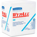 Wypall X60 Wipers,1/4-Fold,12-1/2