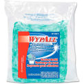 "Wypall Waterless Cleaning Wipes Refill Bags,10-1/2"" X 12-1/4"", 75/Pack - KIM91367"