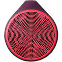 Logitech® X100 Mobile Wireless Speaker, Red