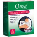 Curad CUR959 Reusable Hot & Cold Pack, w/Protective Cover, 1 each