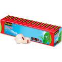"""Scotch® Transparent Greener Tape, 3/4"""" x 900"""", 1"""" Core, 12/Pack"""