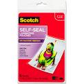 Scotch® Self-Sealing Laminating Pouches, 9.5 mil, 4 3/8 x 6 3/8, Photo Size, 5/Pack