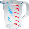 Rubbermaid® Commercial Bouncer Measuring Cup, 32 Oz., Clear