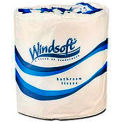 Single Roll Bath One-Ply Bath Tissue, 1000 Sheets/Roll, 96 Rolls/Case