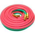 "25' Oxyacetylene Twin Hose - 3/8"" (A) Connection"