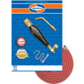 Uniweld K37 - Air/Acetylene Soft Flame Kit (Screw Connect) - RB Regulator & TH3 Handle