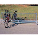 Portable Traditional 20 Bike Double Sided Parking 10' Long