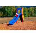 4' Freestanding Slide