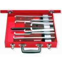 Urrea Straight Jaw Puller Set 4030B, 10 Ton, 2-Way 8 Jaws, 14 Pieces