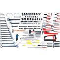 Urrea Mechanical Maintenance Set W/D7 Toolbox, 98101, 143 Pieces
