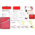 Urrea SAE Industrial Basic Tool Set, 99400, 85 Pieces