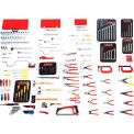 Urrea SAE Industrial Intermediate Tool Set, 99510, 215 Pieces