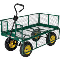 Landscape Cart with Fold Down Sides