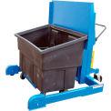 Vestil Polyethylene Tote MPT-1 1/2 Cubic Yard 200 Lb. Capacity for Tote Dumper