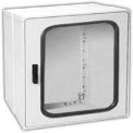 "Vynckier PSG2020E1A POLYSAFE 20"" X 20"" Non-Metallic Enclosure, 1 Extension, 1 Gasket Window Door"