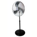 "MaxxAir™ 22"" Oscillating Heavy Duty Pedestal Fan HVPF22OSCUPS"