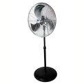 "MaxxAir™ 22"" Oscillating Heavy Duty Pedestal Fan HVPF22OSCUPS"