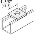 "Versabar Square Washer 3/8"" Dia. - Pkg Qty 100"