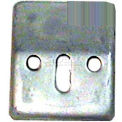 Wal-Rich® 1647002 Steel Two-Piece China Basin Hanger - Pkg Qty 204