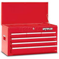 Waterloo WCH-266RD 6-Drawer Chest - Red