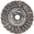 Dualife® Standard Twist Knot Wire Wheels, WEILER 08284