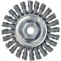 Dualife® Cable Twist Knot Wire Wheels, WEILER 08565
