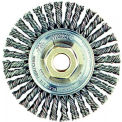 Dualife® Stringer Bead Twist Knot Wire Wheels, WEILER 08776