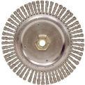 Dualife® Stringer Bead Twist Knot Wire Wheels, WEILER 08926