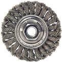 Dualife® Standard Twist Knot Wire Wheels, WEILER 13105