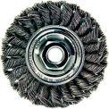 Dualife® Standard Twist Knot Wire Wheels, WEILER 13114