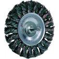 Dualife® Standard Twist Knot Wire Wheels, WEILER 17687