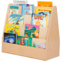 Wood Designs™ Double Sided Book Display, Assembled