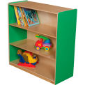 "Wood Designs™ Green Apple Bookshelf, 36""H"