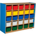 Blueberry 25 Tray Storage with Assorted Trays