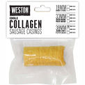 Edible Collagen Casing  38 mm (for 15 lbs)