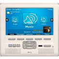 "Legrand® HA5010-LA 7"" LCD Console with High Performance lyriQ, Light Almond"