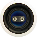 "Legrand® MS3652 evoQ 3000 Series 6.5"" In-Ceiling Dual Voice Coil Speaker"