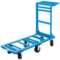 Utility Cart, Heavy Duty Rubber Wheels