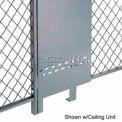 Husky Rack & Wire Fill-A-Gap Panel 10' Tall x 1' Wide