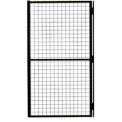 "Matrix Guard Machine Enclosure Swing Door, 4' W x 5' 6"" H"