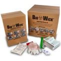 ESP Biowick Rapid Fluid Deodorizer and Clean Up Kit, BIOWICK, Master Pack/32 Personal Kits