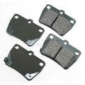 Akebono® Pro-ACT Series Ultra Premium Ceramic Disc Brake Pads - ACT1051