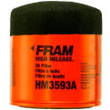 FRAM® HM3593A High Mileage Oil Filter - Pkg Qty 2