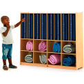 Whitney Brothers Rest Mat Storage Cabinet - Wood