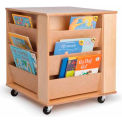 Whitney Brothers Four-Sided Book Rack