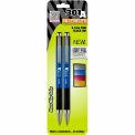 Zebra 301A Retractable Ballpoint Pen, 0.7mm, Black Ink/Assorted Barrel, 2/Pack - Pkg Qty 6